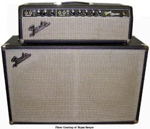 Fender Blackface Bandmaster
