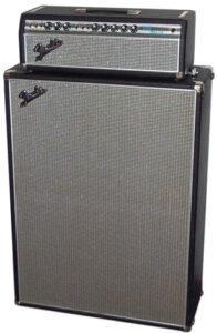 Fender Silverface Bandmaster