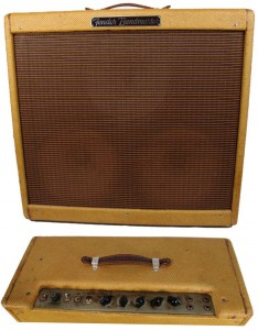 Fender Narrow Panel Tweed Bandmaster