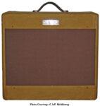 Fender Wide Panel Tweed Bandmaster 1953