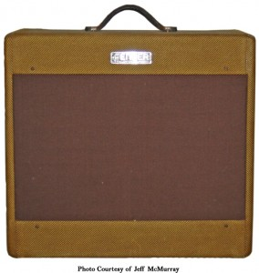 Fender Wide Panel Tweed Bandmaster