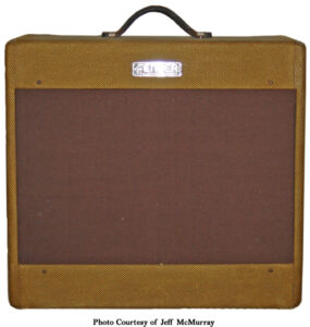 Fender Wide Panel Tweed Bandmaster