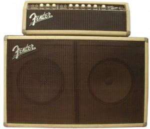 Fender Blonde Bandmaster