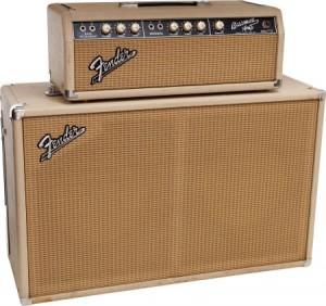 Fender Blonde 6G6-A Bassman