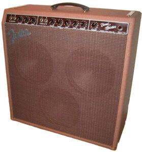 Fender Brownface Bandmaster