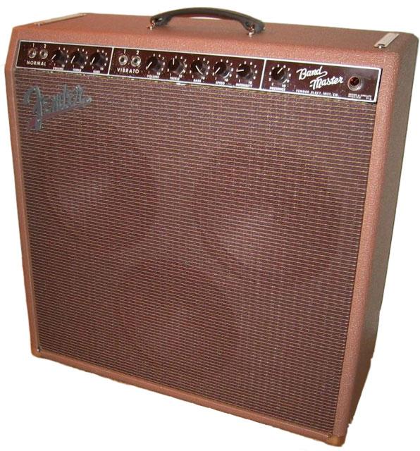Fender Brownface Bandmaster Ampwares