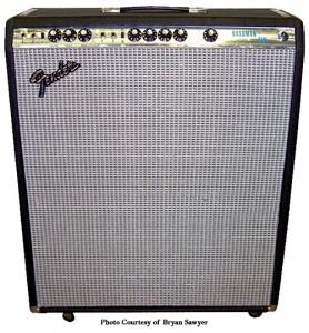 Fender Silverface Bassman 10