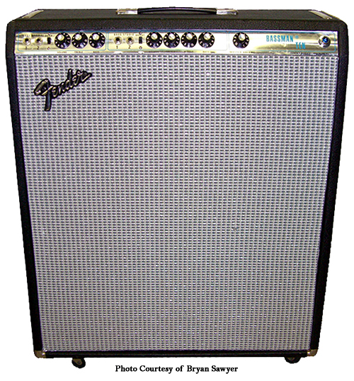 Dating a silverface bassman