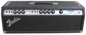 Fender Silverface Bassman (Super, 100, 135)