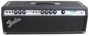 Fender Silverface Bassman (Super, 100, 135)