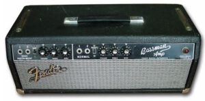 Fender Blackface Bassman
