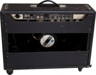 Blackface Deluxe Reverb Back