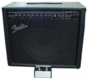 Fender Champ 25 (25SE)