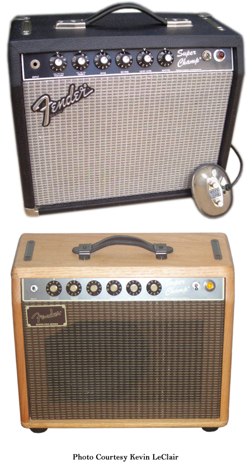 Fender Super Champ (Deluxe) – Ampwares on