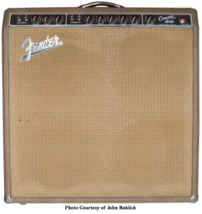 Fender Brownface Concert