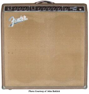 Fender Brownface Concert