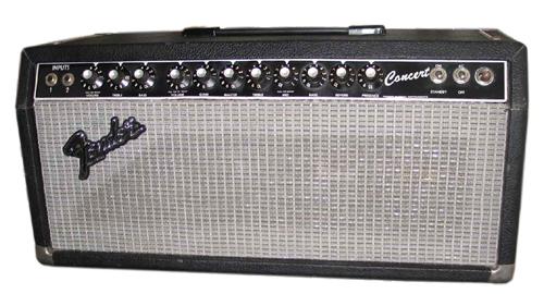 Concert_IIseries fender concert ii ampwares Fender Concert Amp History at edmiracle.co
