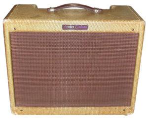 Fender Narrow Panel Tweed Deluxe