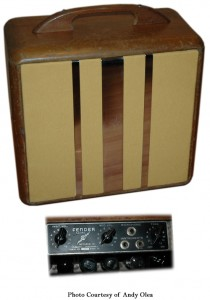 Fender Woody Deluxe Model 26 Ampwares