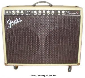 Fender Custom Dual Professional