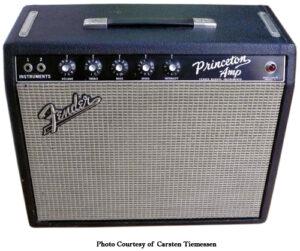Fender Blackface Princeton