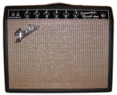 Fender Blackface Princeton Reverb Ampwares