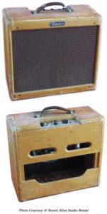 Fender Narrow Panel Tweed Princeton