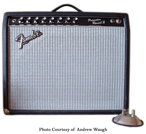 Fender Princeton Reverb II – Ampwares on