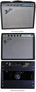 Fender Silverface Princeton