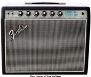 Fender Silverface Princeton Reverb 1968