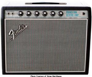 Fender Silverface Princeton Reverb