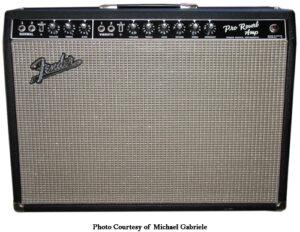 Fender Blackface Pro Reverb