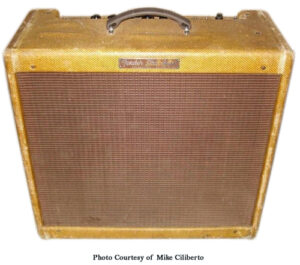 Fender Narrow Panel Tweed Pro