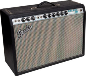 Fender Silverface Deluxe Reverb