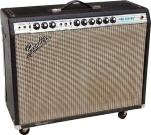 Fender Silverface Pro Reverb