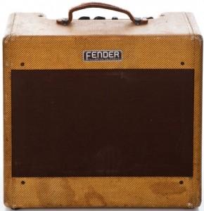 Fender Wide Panel Tweed Deluxe