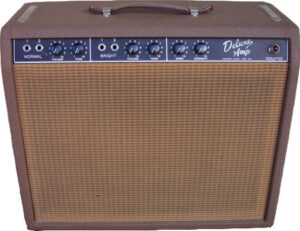 Fender Brownface Deluxe