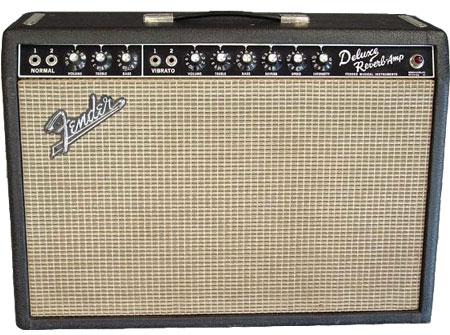 Fender Blackface Deluxe Reverb Ampwares