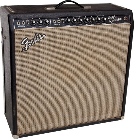 Fender Blackface Super Reverb