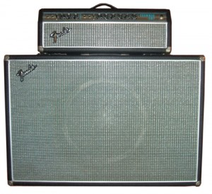 Fender Silverface Showman