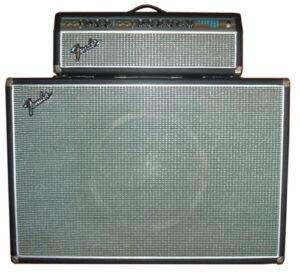 Fender Silverface Showman