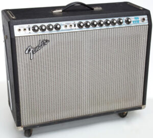 Fender Silverface Twin Reverb