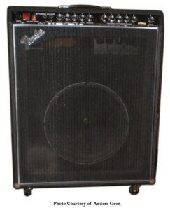 Fender Studio Bass