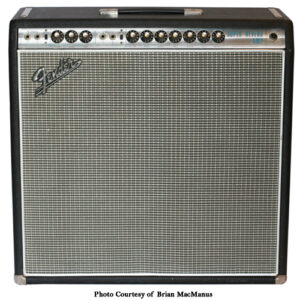 Fender Silverface Super Reverb