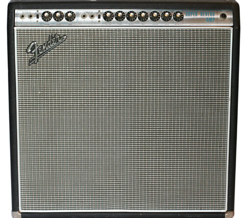 Fender Silverface Super Reverb | Speaker Wiring Diagrams Super Reverb |  | Ampwares