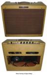 Fender Super Narrow Panel 1958