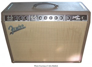Fender Brownface Super