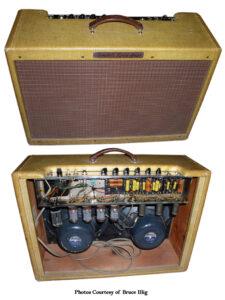 Fender Narrow Panel Tweed Twin (Big Box)