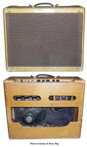 Fender Narrow Panel Tweed Twin