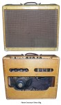 Fender Twin Narrow Panel Tweed